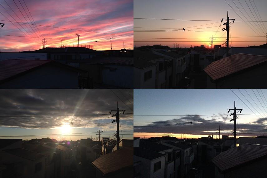 定点観測~2016年の夜明け~