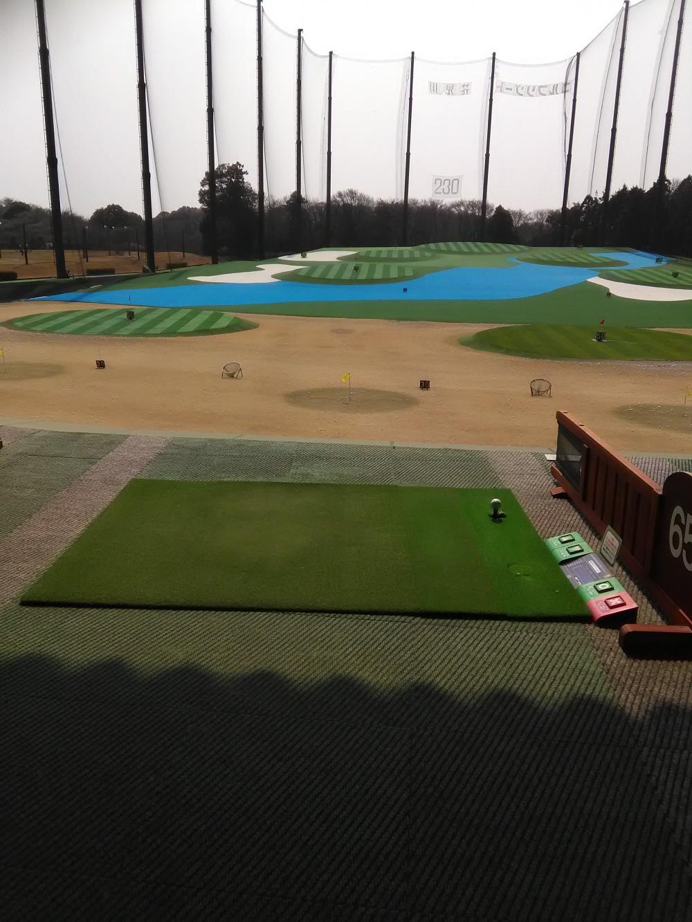 ゴルフ部活動日誌(自主練)
