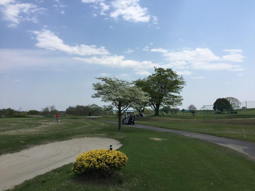 ゴルフの時の楽しみ