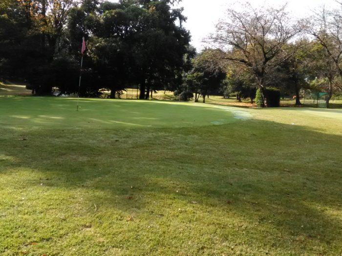 ゴルフ部日誌