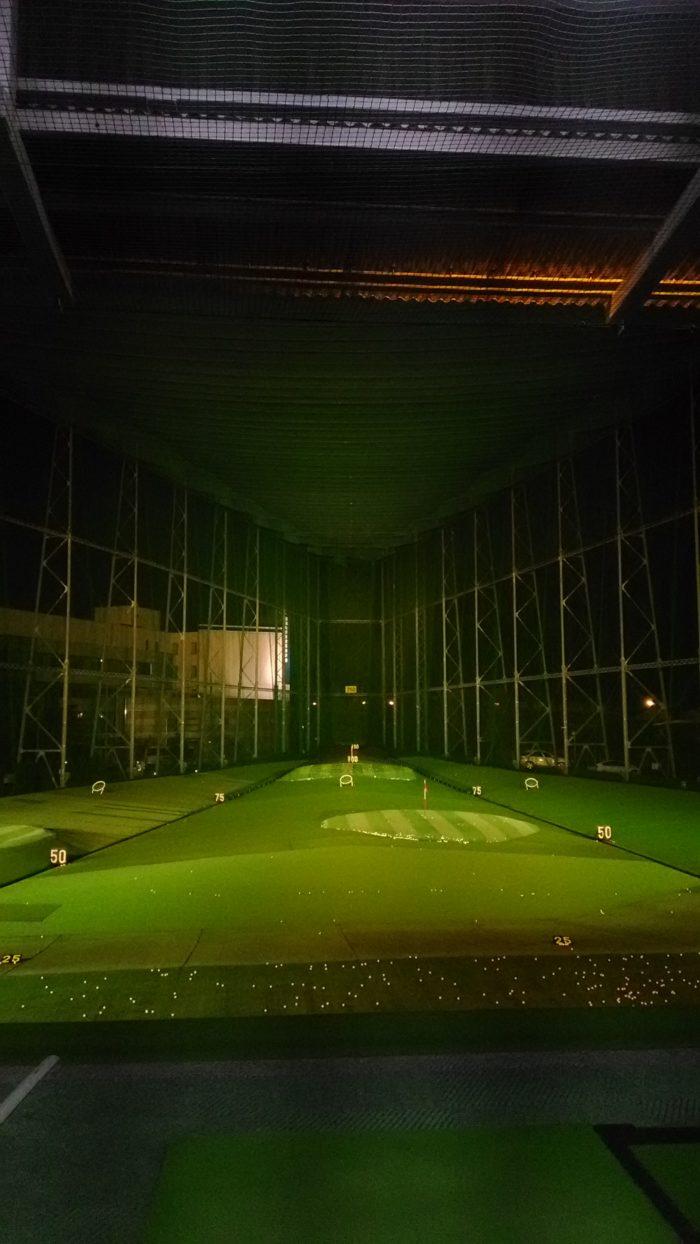 年末ゴルフにむけて