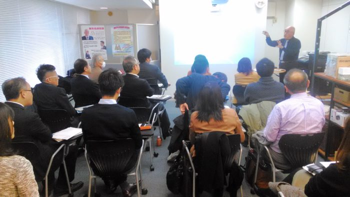 【開催報告】さくら中央税理士法人事務所見学会
