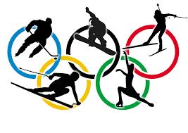 オリンピックのハーフパイプ