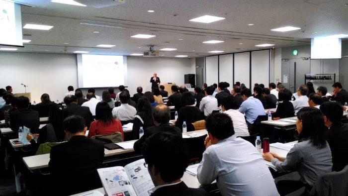 講演報告@日本ICS、PFU、ラクス様
