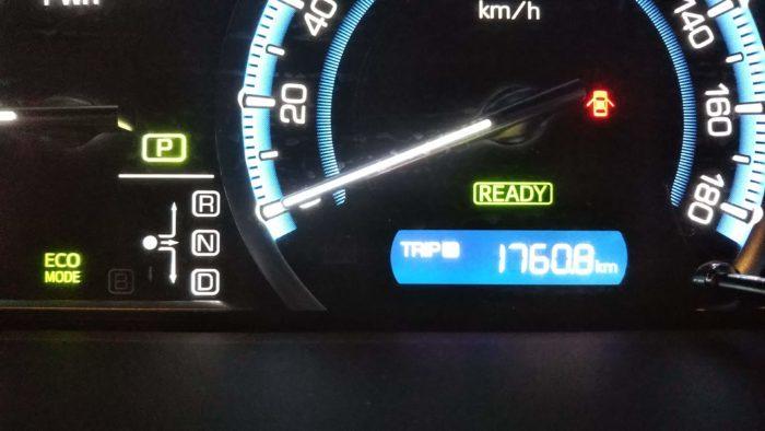 GW10連休 1,760km