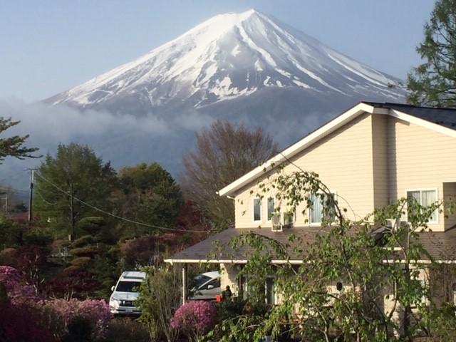 令和初日は富士山に行ってきました。