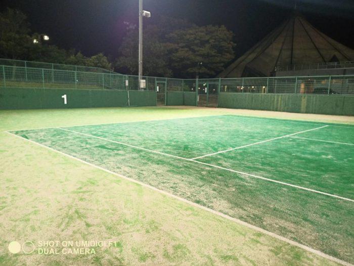 ソフトテニス続編